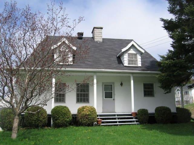 La maison Hicks