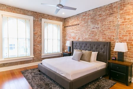 Unbeatable Carondelet Street Apartment by Stay Alfred - Nueva Orleans - Departamento