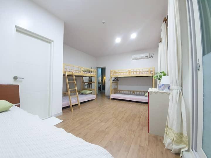 아리솔 게스트하우스 가족실 (Guesthouse Arisol Family room)