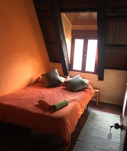 Double room @ big beautiful house - Albarracin