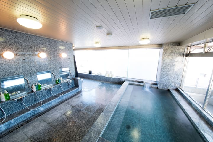 Private room/10mins train to Hirome Ichiba