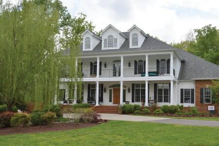 Beautiful, spacious, waterfront - Huis