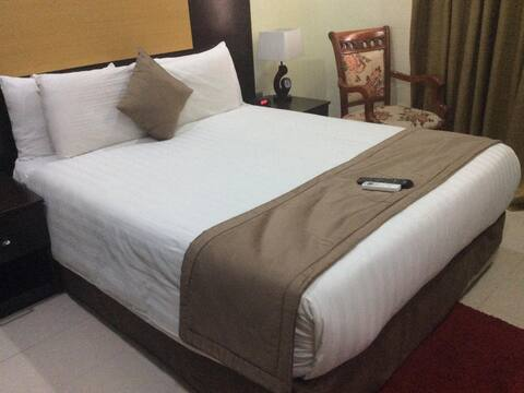 Warri Wetland Hotel - Deluxe Room