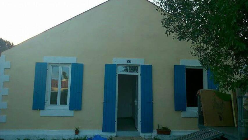 Maison 3km de l'océan - Bourcefranc-le-Chapus
