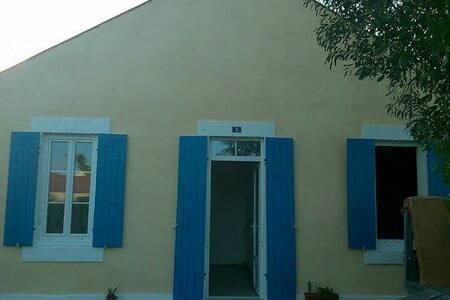 Maison 3km de l'océan - Casa