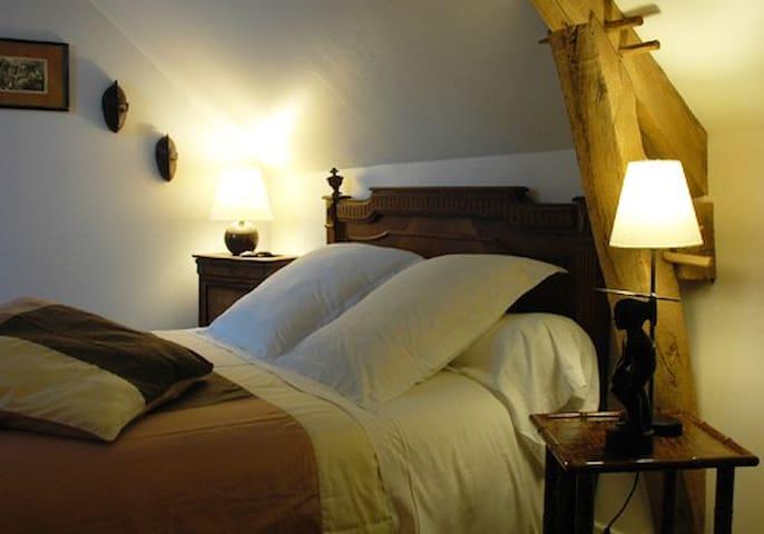 Chambre de charme près de Rennes - Melesse - Guesthouse