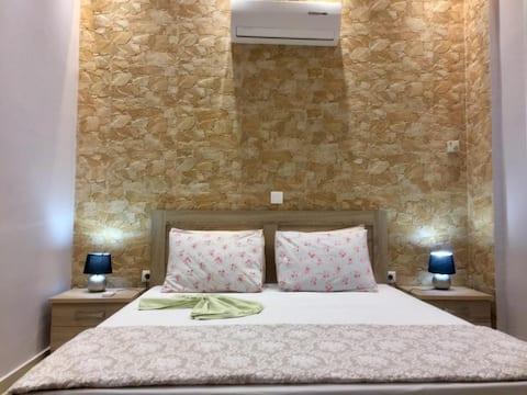 6. Stylowy mini apartament dla 2 osób w centrum Rodos!