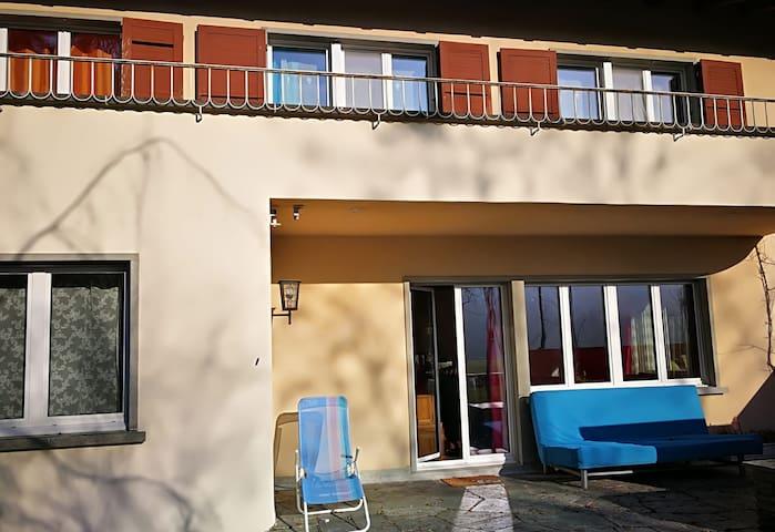 Big 2 floor villa, in the heart of  switzerland
