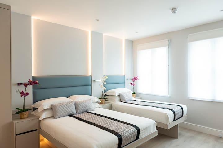MStay 291 Suites, Twin Studio