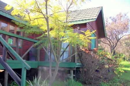 Cabaña en Oasis La Campana. Valparaíso, V Región - Hijuelas