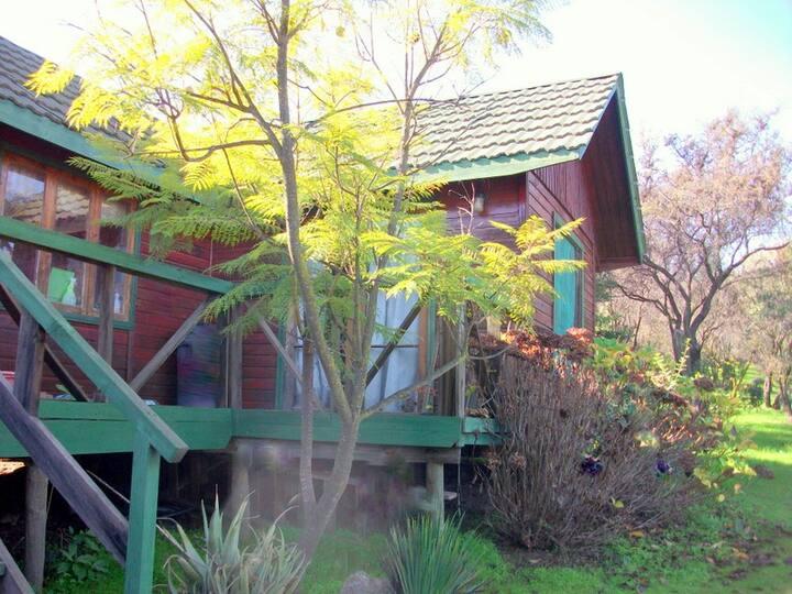 Cabaña en Oasis La Campana. Valparaíso, V Región