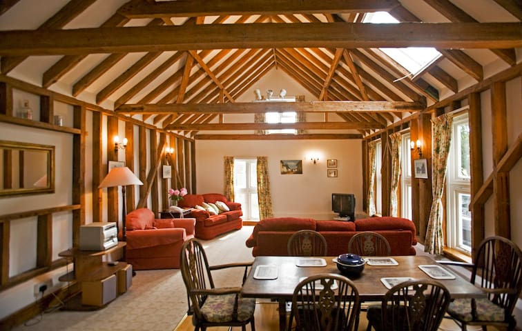 Little Dodges 4 * holiday cottage - Goudhurst - House