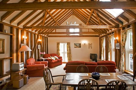 Little Dodges 4 * holiday cottage - Goudhurst