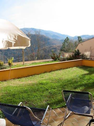 Casa Clementi - Appartamento Paola - Rocca Sinibalda - Apartemen