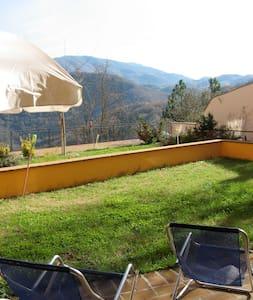 Casa Clementi - Appartamento Paola - Rocca Sinibalda - Huoneisto