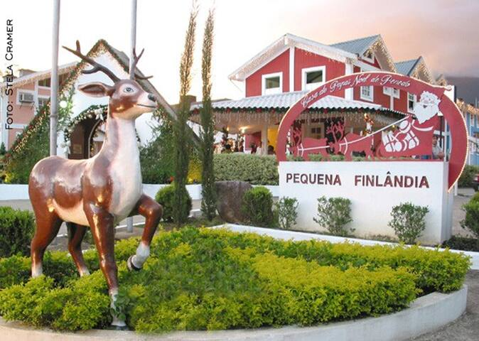 Itatiaia   Varanda Parque   Dª Olga - Itatiaia - Huis