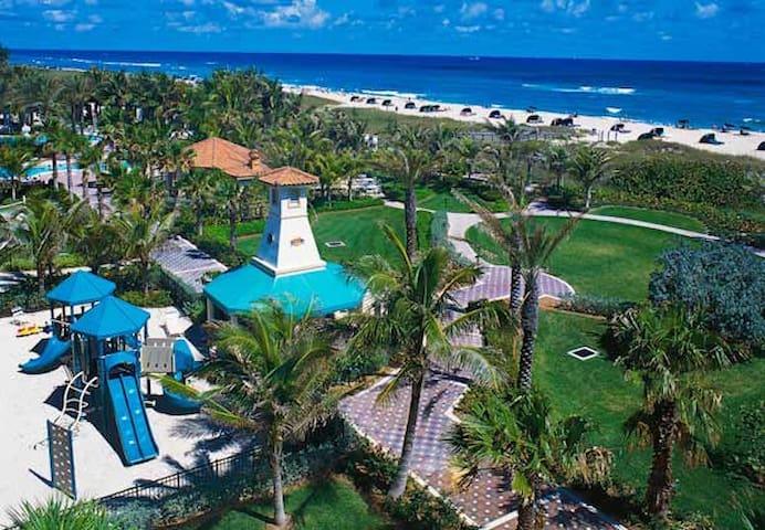 Marriott Ocean Pointe Resort Villa 3/19/17-3/23/17 - Batı Palm Beach