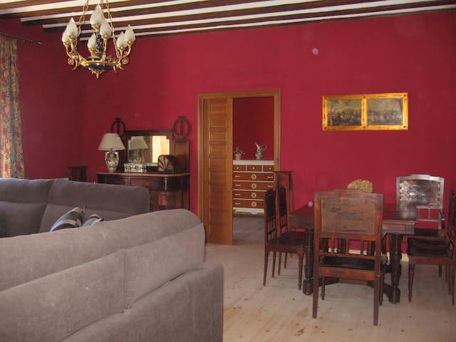 Casa Rural Casa las Hilanderas - Cevico de la Torre