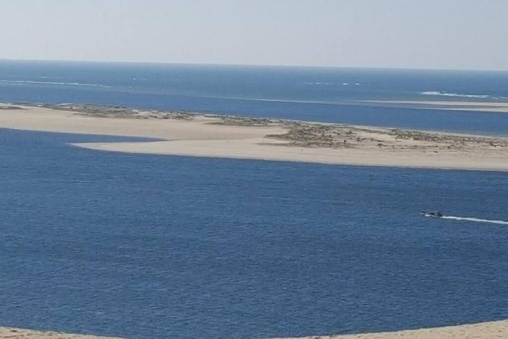 6 chambres a louer a pyla sur mer la corniche chambres d 39 h tes louer la teste de buch - La corniche dune du pyla ...