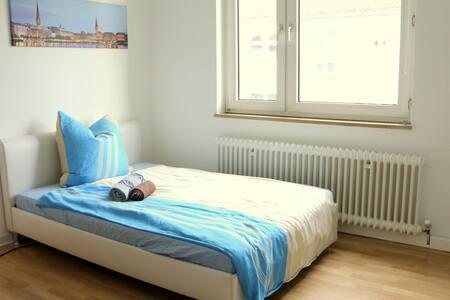 Entspanntes Wohnen in Bahnhofsnähe - Apartmen