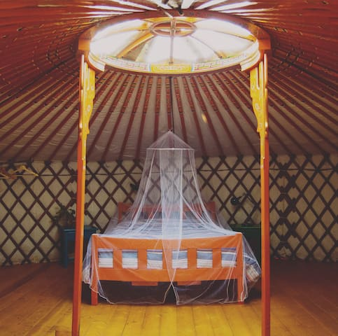 Tulpa Cádiz -  Traditional Yurt