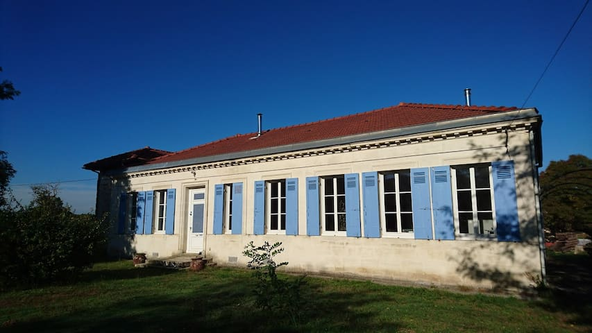 Domaine du Plantey - Castres-Gironde - Leilighet