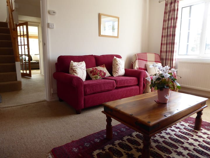 Central Fully Ensuite house sleeps 6 dog friendly
