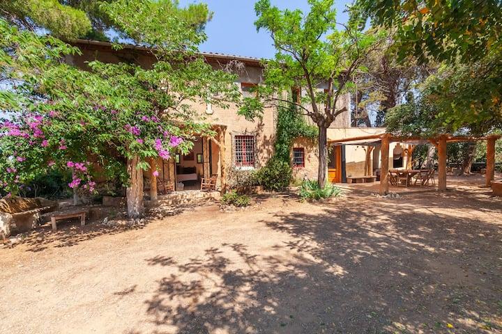 Modernist country house near Salou-Port Aventura