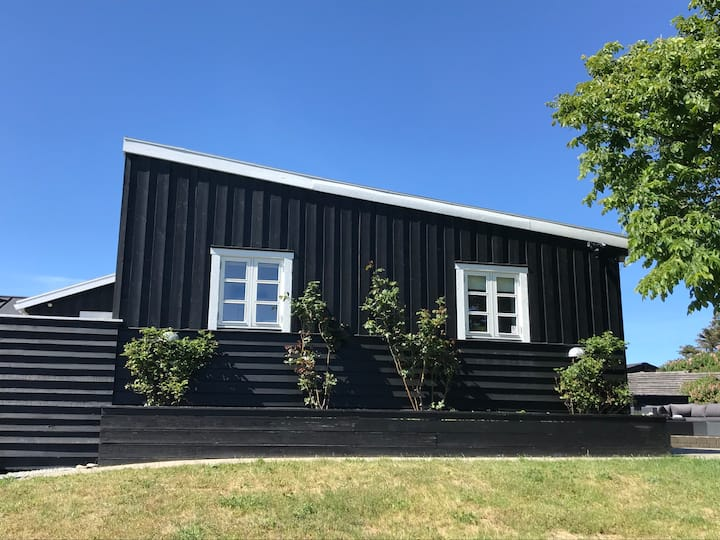Classic Danish Beach House for the Perfect Holiday
