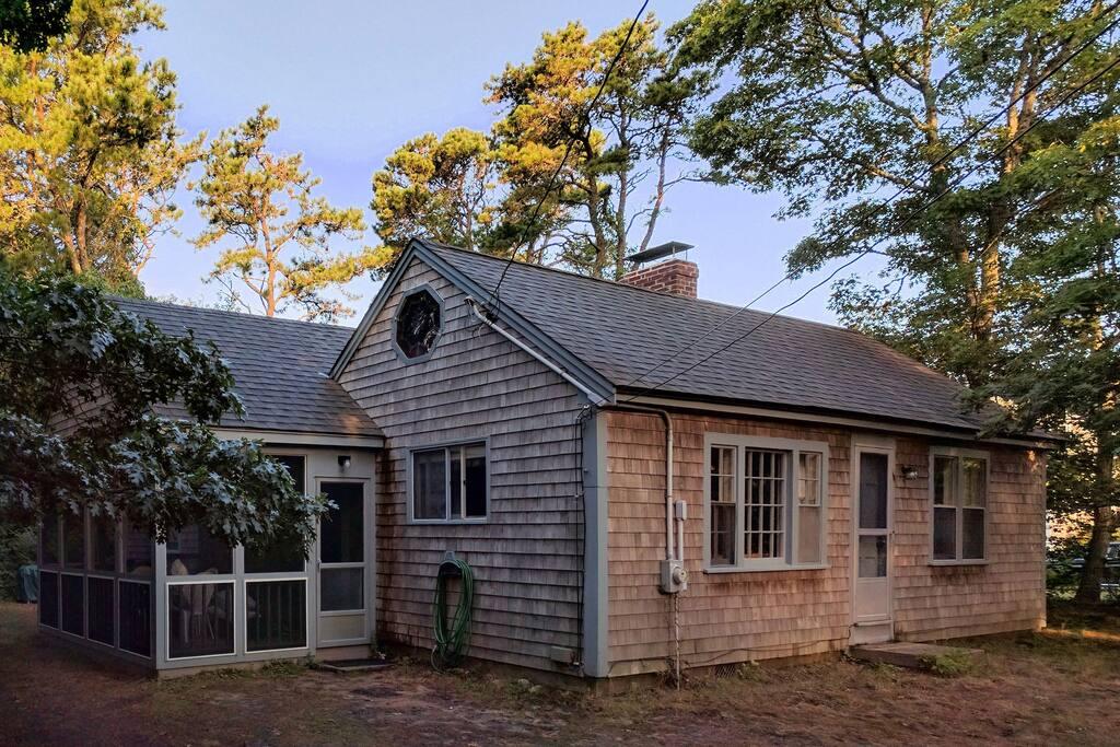 Our Cape Cod Cottage