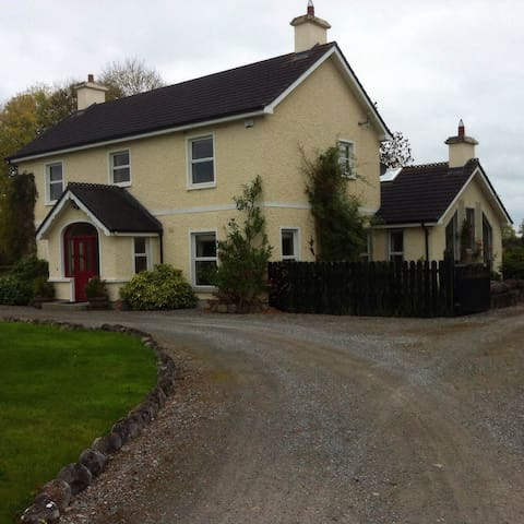 Bracklin Bridge Country House and Stable - Tullamore - Szoba reggelivel