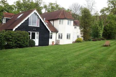 Country home, near St Albans, Hertford &Hatfield - Hatfield - Casa