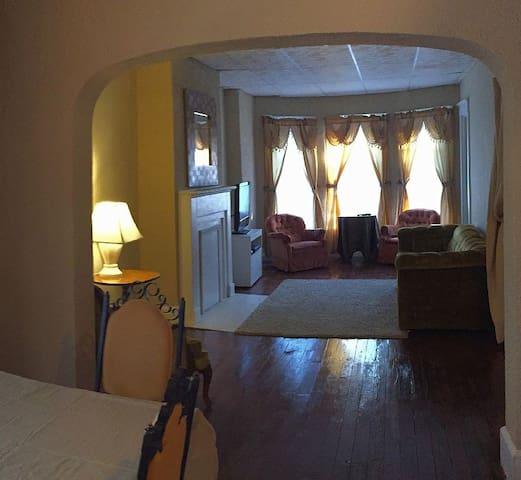 Let's Go Buffalo Suite Two - Buffalo - Apartment