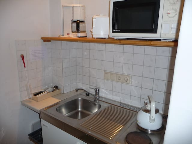 3-room apartment Almblume for 5 persons