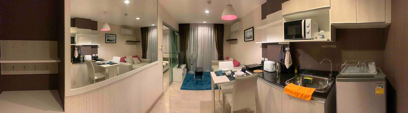 New Full Furnished Private Condo in Chiang Mai