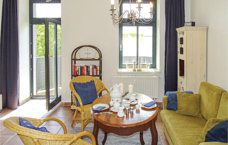 Holiday apartment with 1 bedroom on 49m² in Schwerin