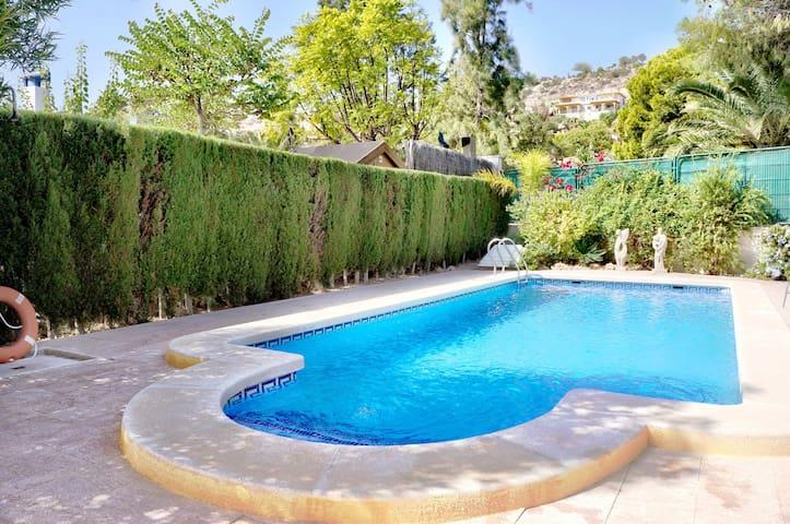 Villa Golf Bonalba (Reg. VT - 451951 - A) piscina - Mutxamel - Villa