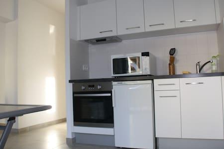 Appartement tout neuf calme avec jardin - Cabriès