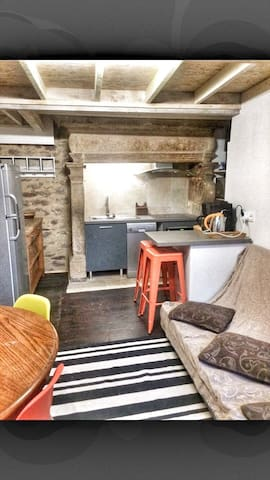 Appartement de charme 4 personnes coeur de Rodez