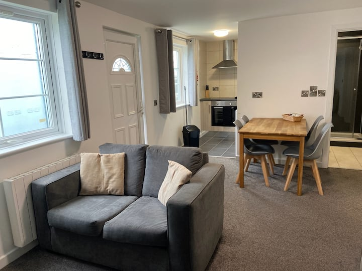 Luxury two bedroom Ilfracombe apartment.