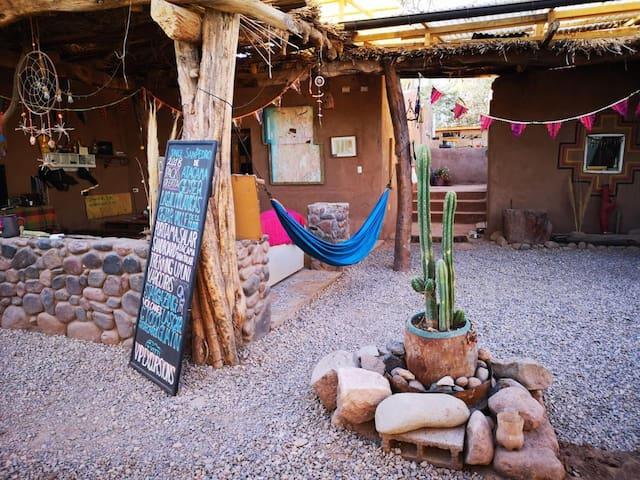 Habitacion dormitorio compartido Casa Voyage 2