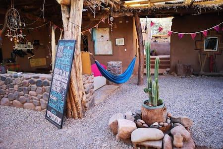 Habitación dormitorio compartido Casa Voyage 3