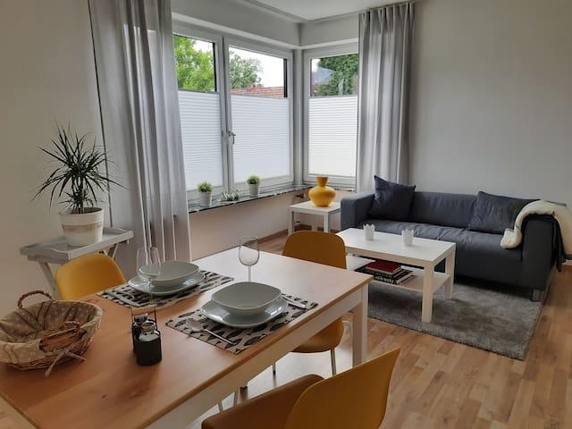 2-Zimmer Wohnung in Bad Rothenfelde/Aschendorf