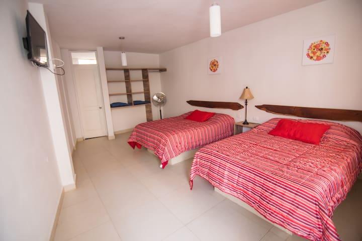 New Double Room - Carola Lodge