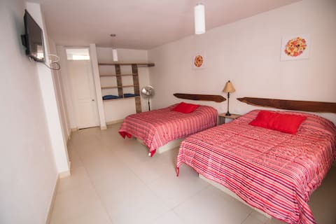 New Double Room - Carola Lodge