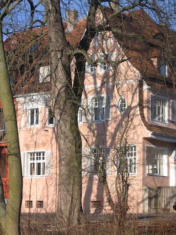 Goldbachhaus Nürnberg Jugendstil