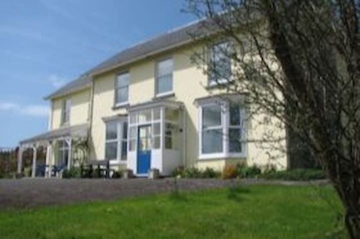 Flat West Wales Lampeter University near coast BR1 - Lampeter - Apartament