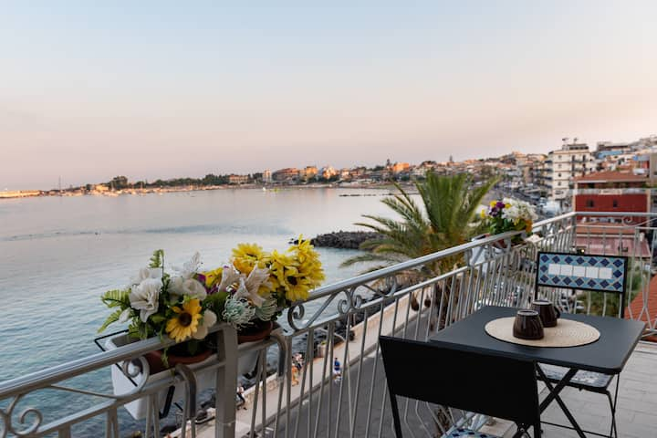 Sicilia Vista Mare!