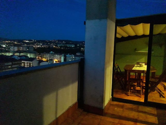 Penthouse, Safe quiet area of ​​vigo
