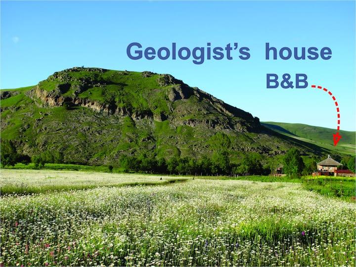 Geologist's House B&B.
